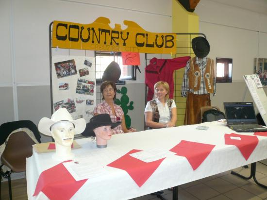 club de country
