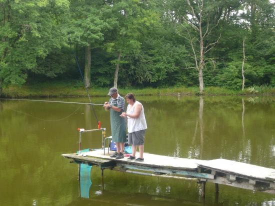 un peu de pêche