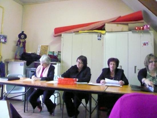 assemblée générale du 24 janvier 2010